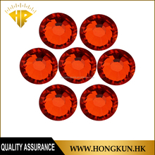 High Quality Copy Austrian MC Stones Colored Light Red For Clothing