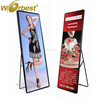 Cost effective store game catwalk show taxi led display advertising