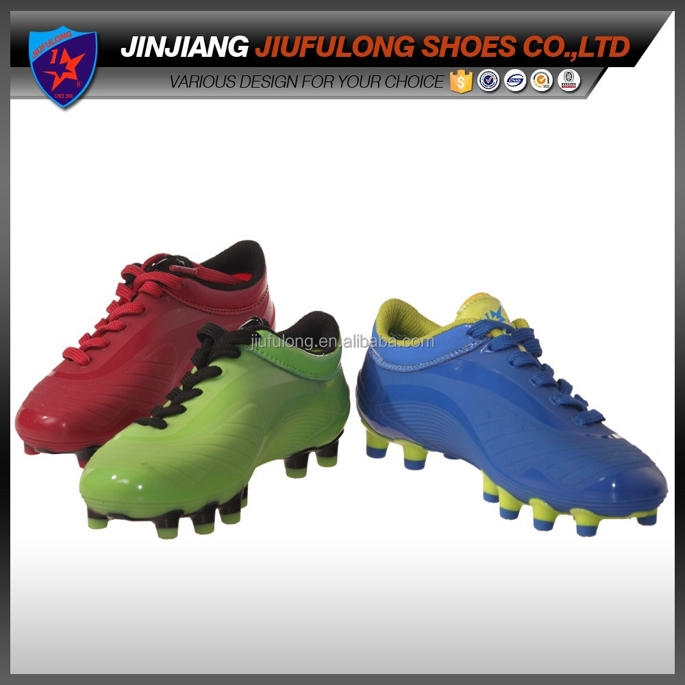 Comfortable Solid Studs High heel Shoes Sport Shoes Soccer Shoes Football Shoe