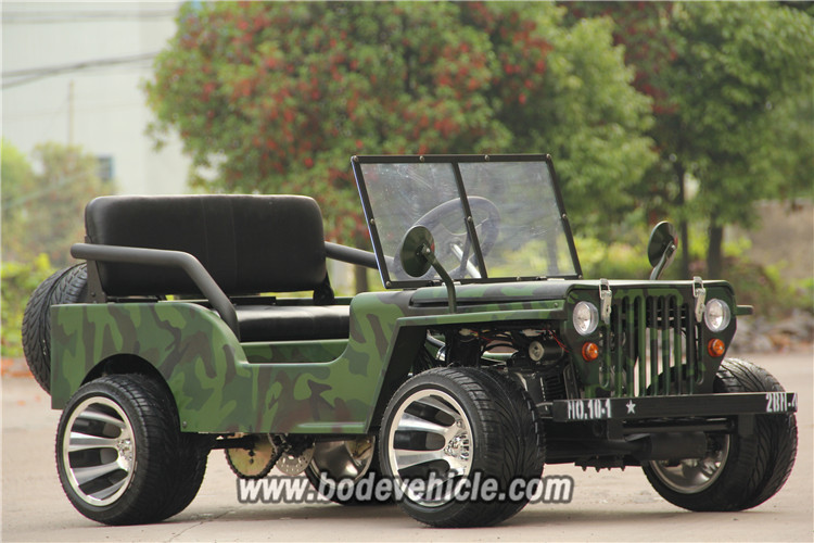2016 Classic Mini Jeep Willys 110/125/150cc Attractive Price