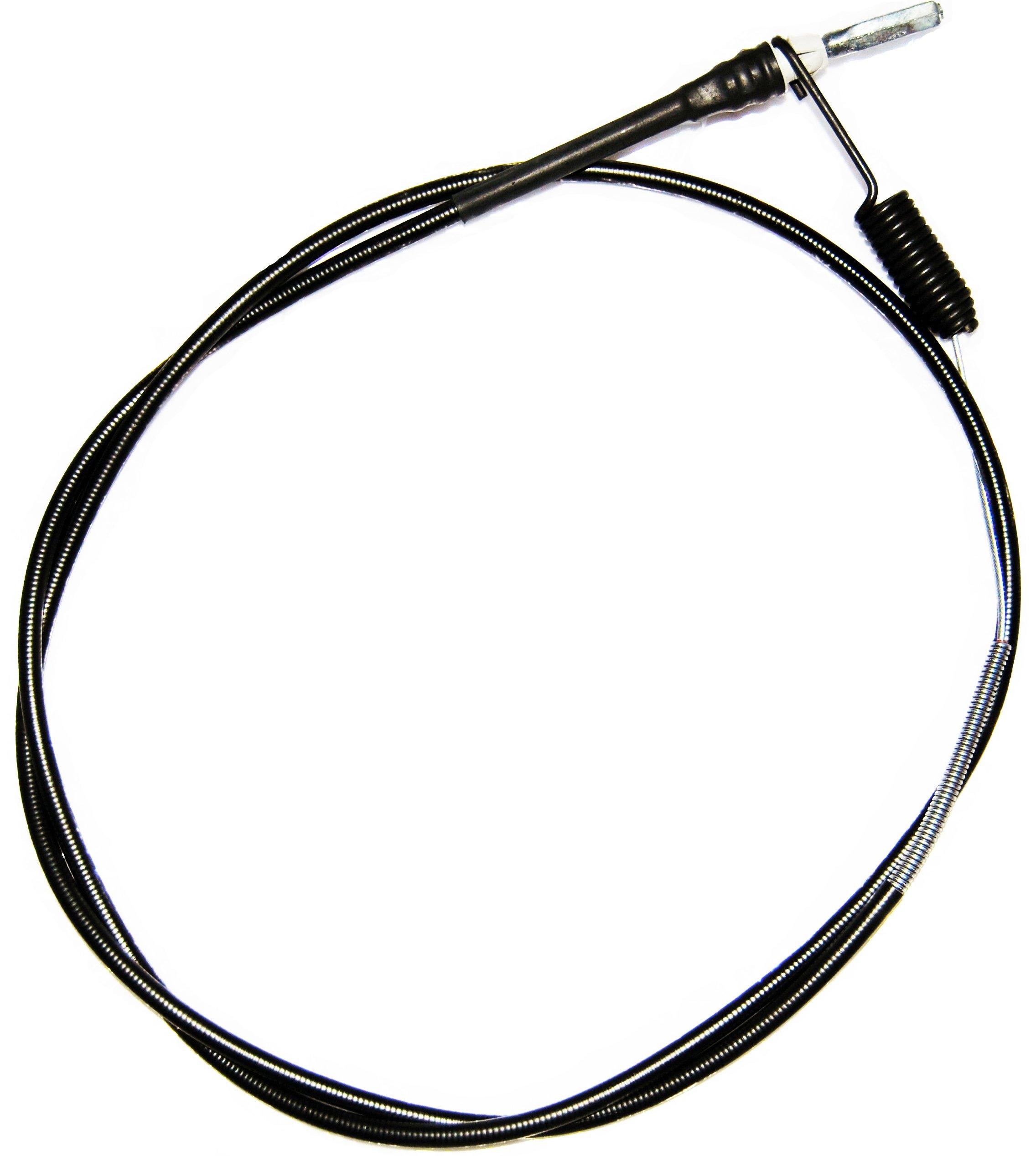 54510-VG4-C01 Genuine Honda OEM Lawn Mower Clutch/Drive/Self Cable for HRR216, HRT216, HRZ216