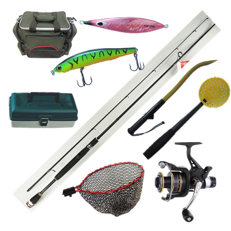 Товары почтой для рыбалке