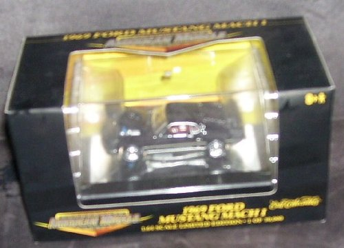 American Muscle 1969 Ford Mustang Mach I 1:64 Diecast