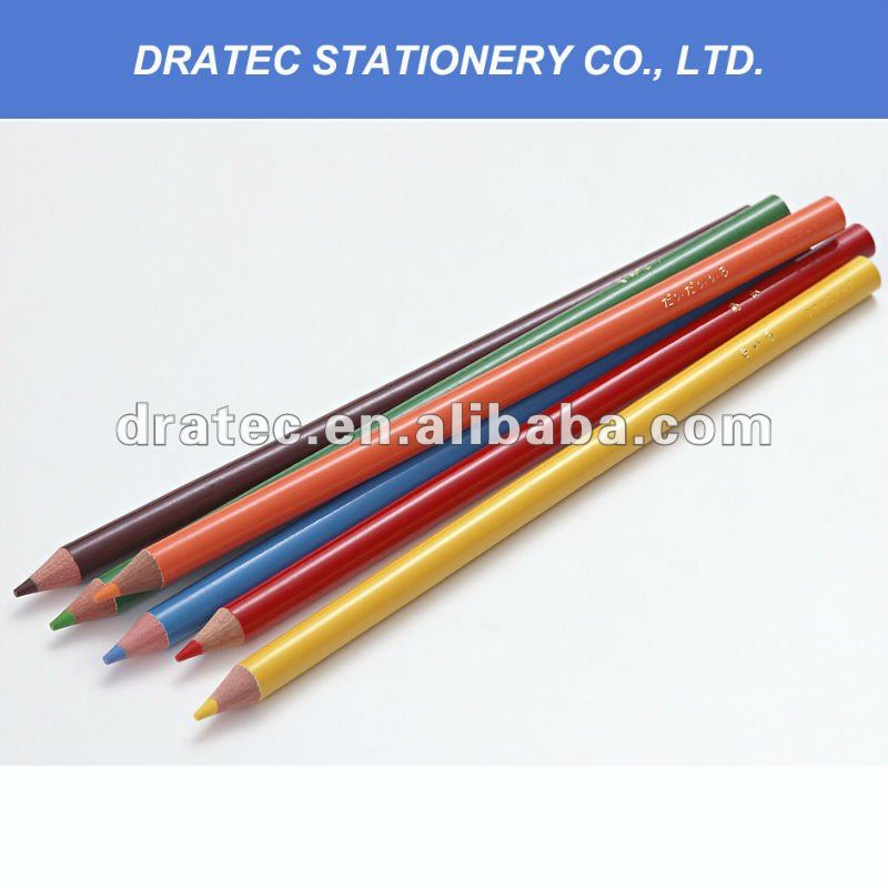 High quality wooden color pencil in box set