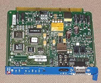 Pairgain Pair Gain HiGain HDSL2 Adc VARHJU8GAA H2TU-R-402 telecom card