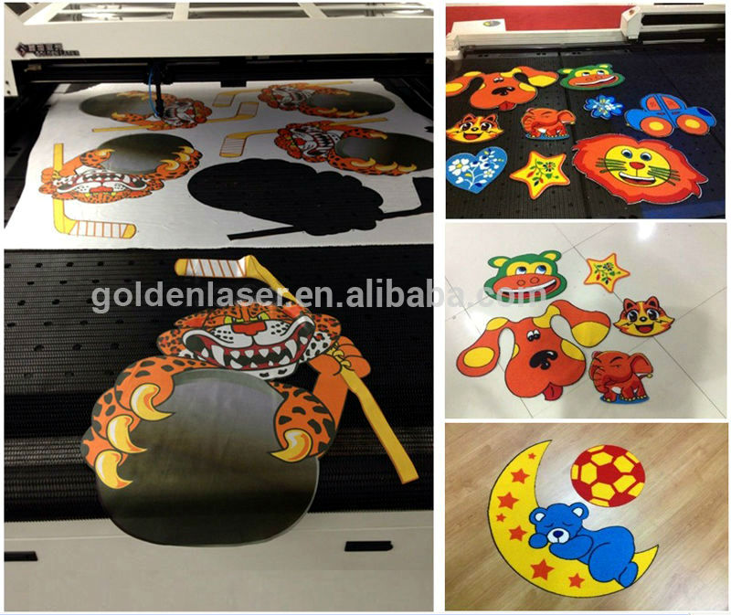 Contour Cutting Printed Fabric For Apparel,Banner Flag,Sports Wear ...