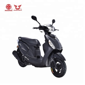 Afghan 110cc Gas Pedal Scooter Motorcycle Adult Auto Cheap Motorbike For Sale