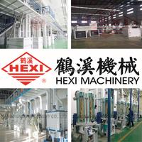 Jiangsu Hexi Machinery TQLZ150x200 Rice Vibration Sieve