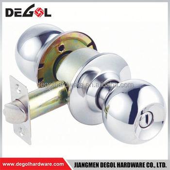 Cheap European Interior Room Cylindrical Lever Popular Tubular Round Door Knob Lock Buy