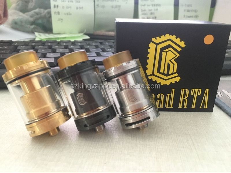 2017 High quality rda clone factory wholesale reload rta 1:1 clone in stock