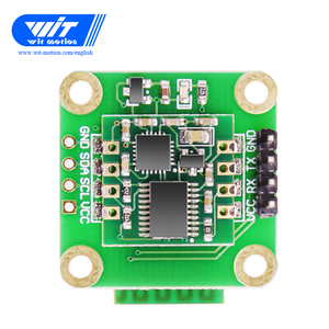 BWT61 Industrial Bluetooth 3 Axis Accelerometer Gyroscope Module AHRS MPU-6050 2 Axis Tilt Angle And Vibration Measuring Sensor
