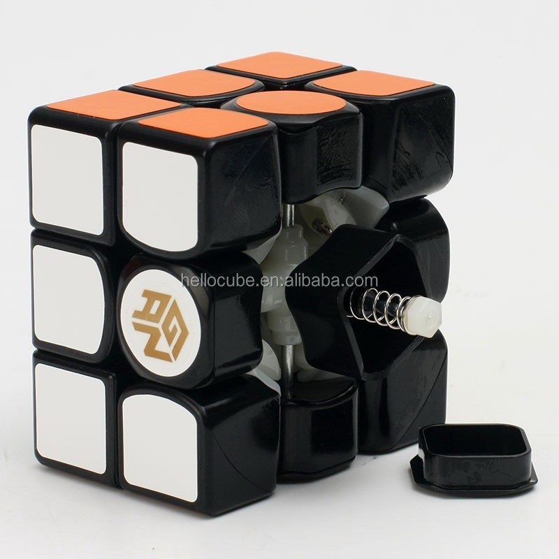 Hot Sale Hellocube Gans 356 Lite 3*3*3 Black Gans 356 Lite Speed ...