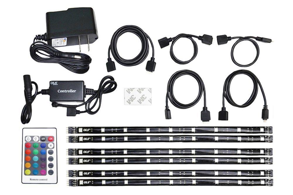 OLS 9592 Multi-Color Plus Series Led Accent Lighting Kit