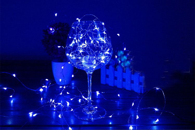 High Quality Waterproof Led String Solar Power Christmas Tree Outdoor Light - Buy Solar Power ...