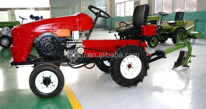 12hp 4wd China Cheap Mini Tractor