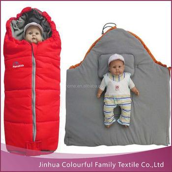 Baby Sleeping Bag For Stroller Pad Foot