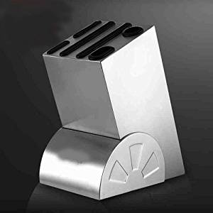 Kitchen supplies stainless steel kitchen knife tool holder rack multifunction knife block racks£¬Style 1
