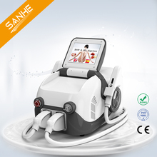 Top sale SHR IPL depilation device laser hair removal machine