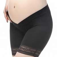 Pregnant Woman Modal Cotton Maternity Clothing Wear Low Waist Safety Pants