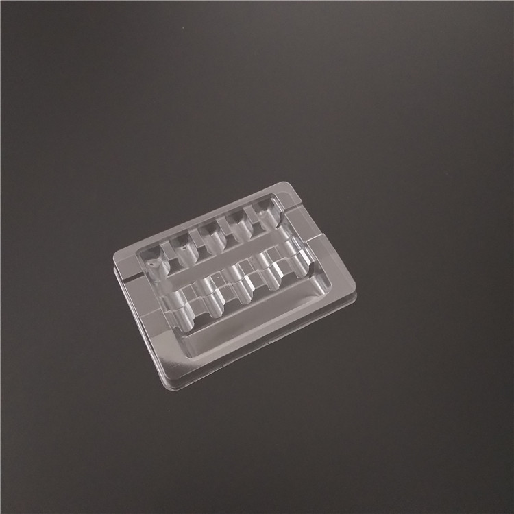 Pvc pharmaceutical packaging plastic pack capsule blister