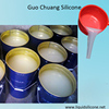 platinum cure liquid silicone rubber 1:1 for mold making