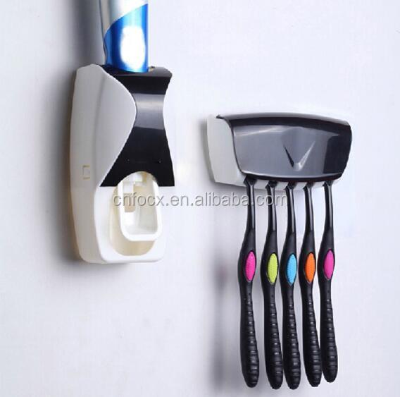 Dispensador Automático De Dentífrico Para Perezosos