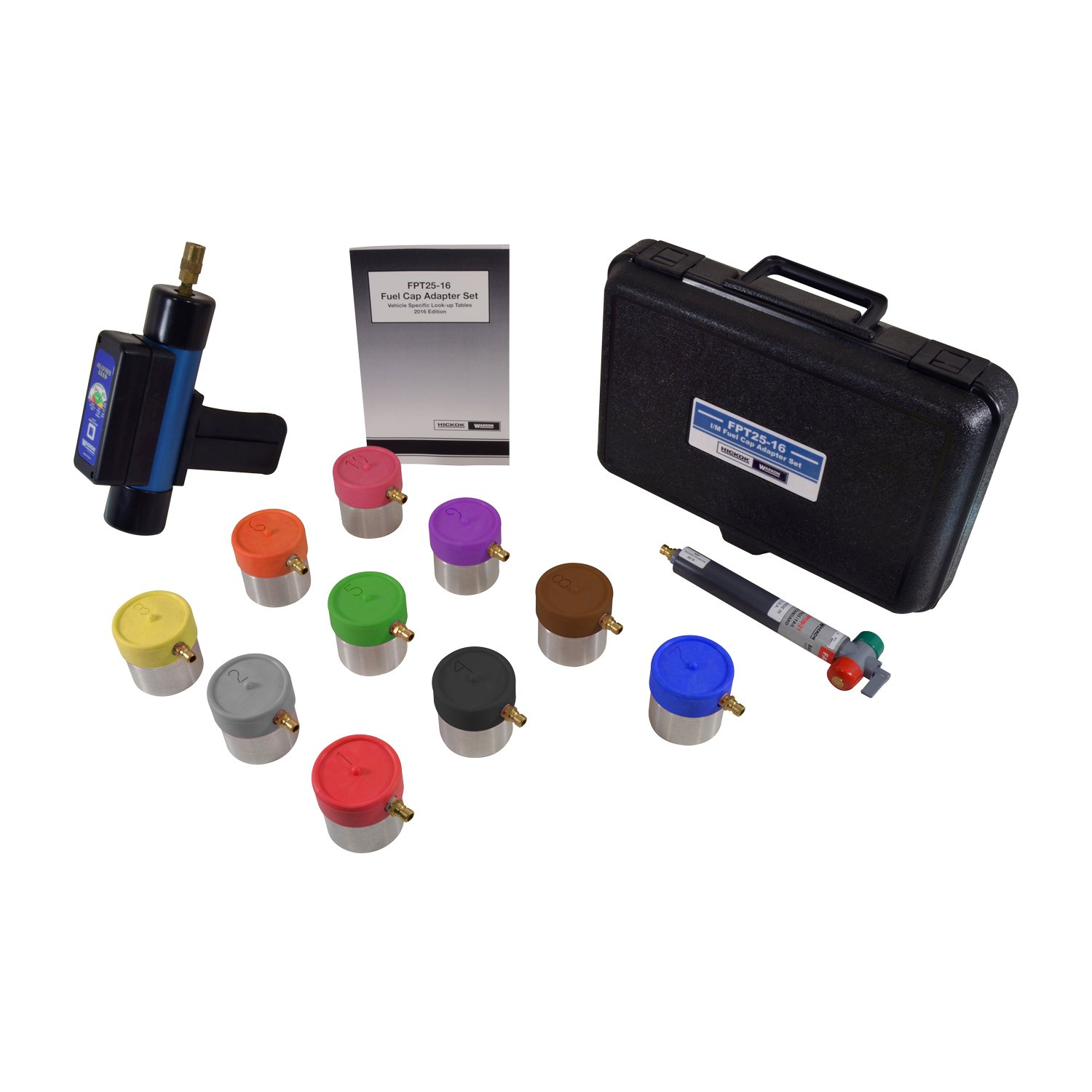 Fuel Cap Tester Adapter-System Tester Adapter Stant 12423