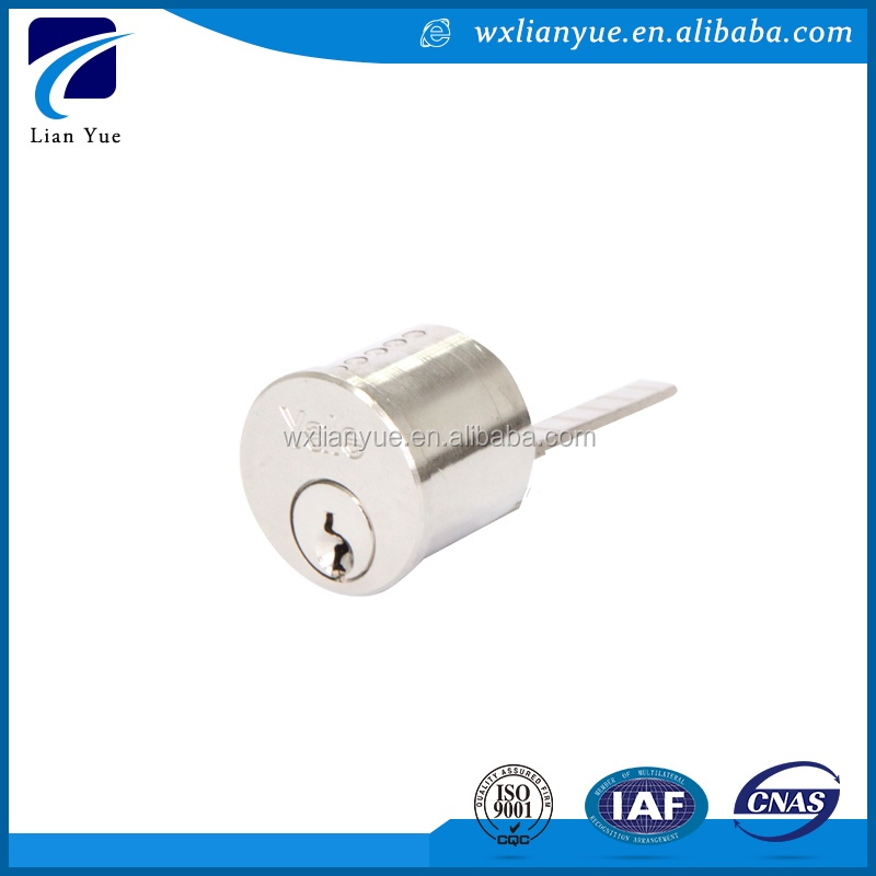Vivid key removable lock core from China suppliers