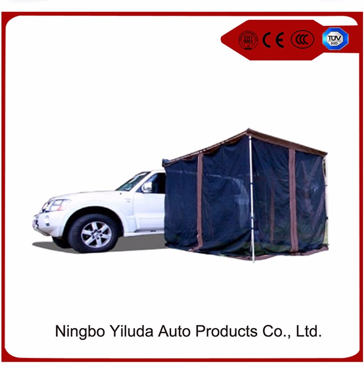 Car Side Awning Mosquito Net Roof Top