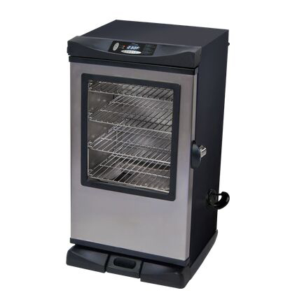 Vertical Grill Electric/Charcoal/Gas Meat Smoker Indoor Grill Machine