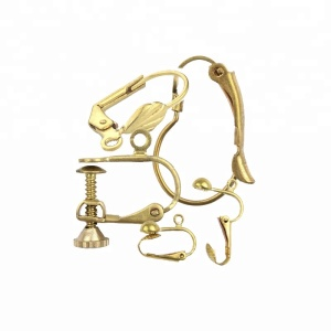 Wholesale french hooks many types earring hooks lever back earring findings