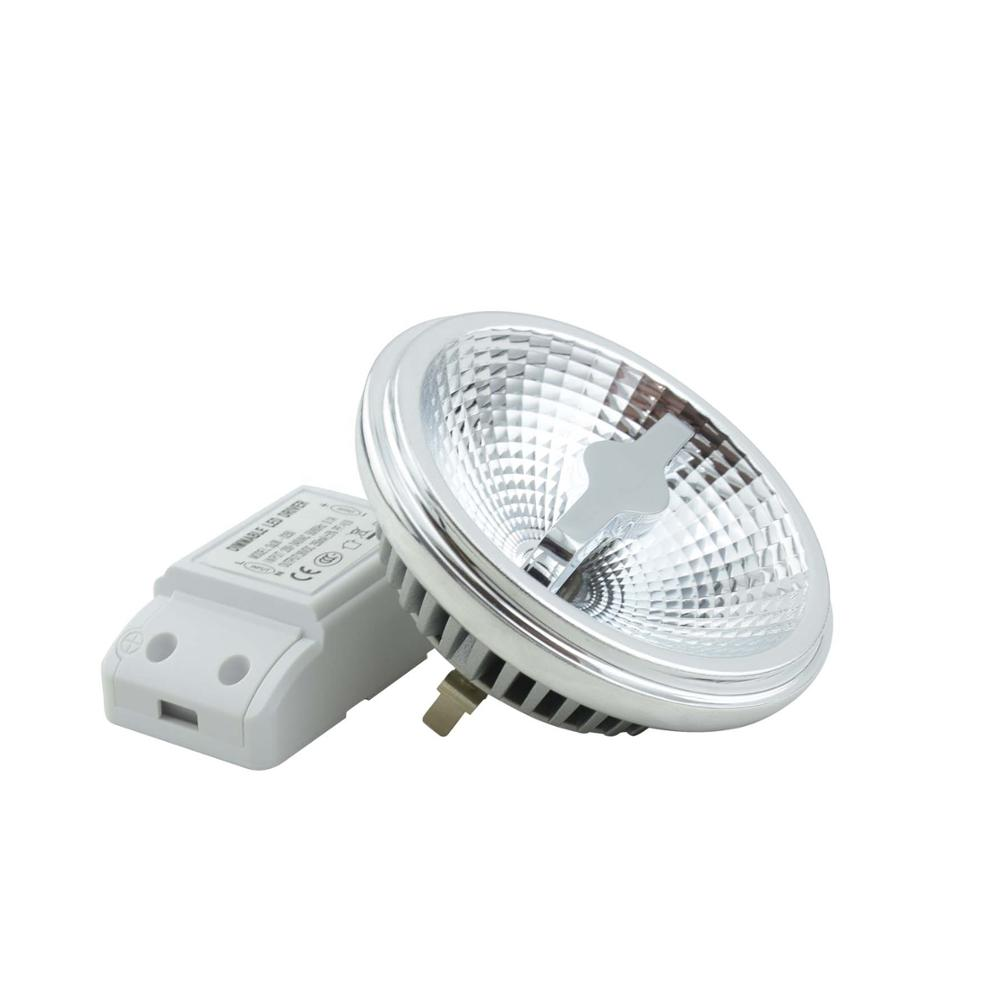 12W AR111 hot sale SPOT LIGHT G53  CE RoHS SAA approved 3 years warranty LED spot light