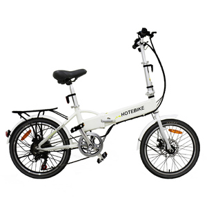 lithium battery in frame retro classical foldable city ebike