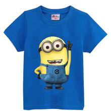 Dětské tričko s potiskem Minion z Aliexpress
