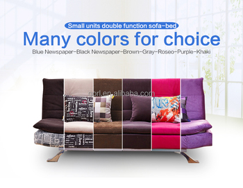 Hot Sell New Design Three Fold Sofa Bed Mechanism,wrought Iron Sofa Cum Bed,