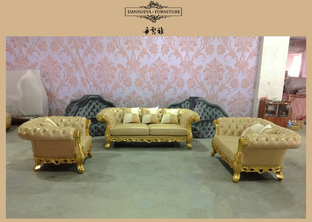 Turkish style furniture replica designer living room sofa for Designer sofa replica