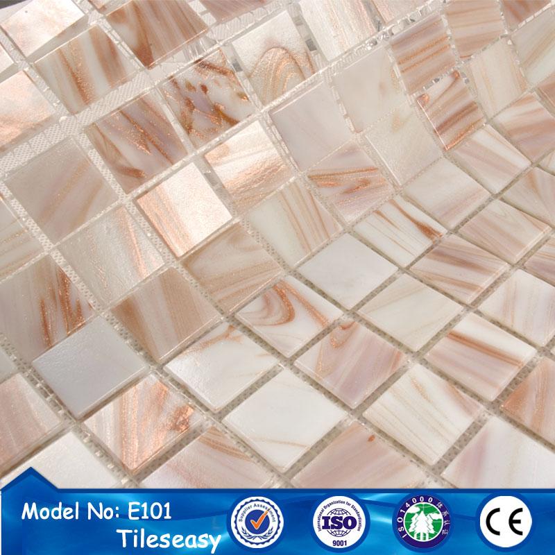 losanghe mattoni bagno madre perla del mosaico piastrelle foto