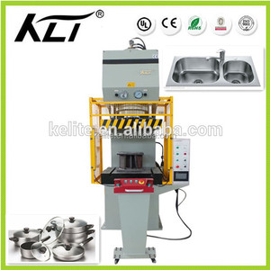Low noise YLK 25ton hand hydraulic press for stainless steel products with low price