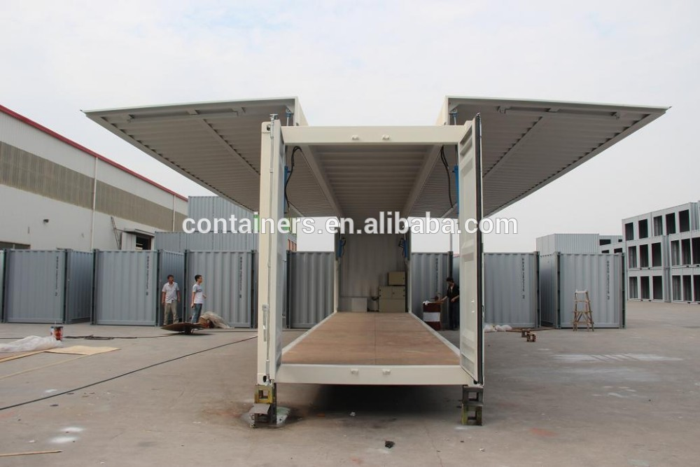 40ft 40 foot flying open side container buy flying open side container fly container open side. Black Bedroom Furniture Sets. Home Design Ideas