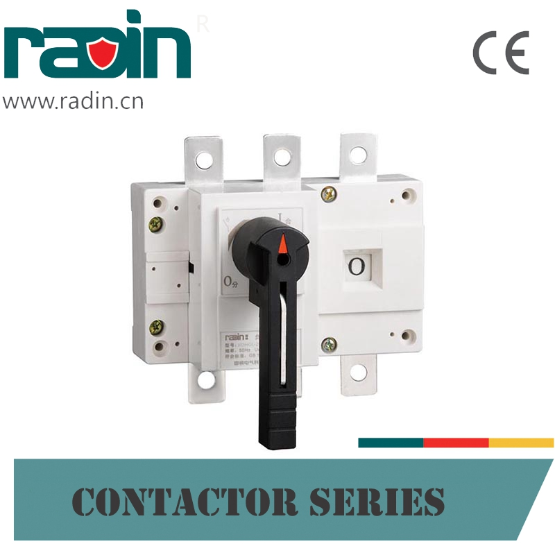 63A-3150A 3P 4P New Open Rotary load isolation switch for industrial