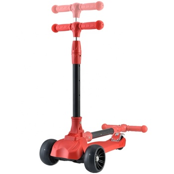 wholesale wide wheel multi-function kick scooter with seat
