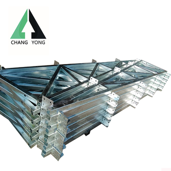 welded steel roof construction structures factory
