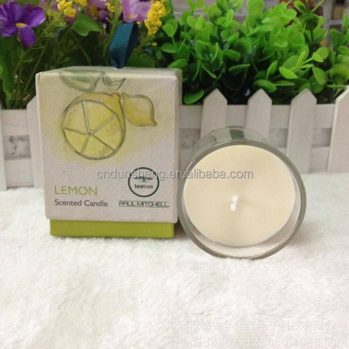Citronella candle, cup scented candle, Mosquito repellent candles
