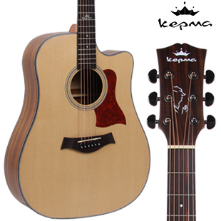 kramer guitar kepma canon acoustic guitar 2 kama a c d2 2c spree inguitar from sports. Black Bedroom Furniture Sets. Home Design Ideas
