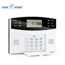 Factory Offer Smart Auto Dial 3G Wired Alarm System