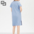 2019 OEM Service Summer Charming Soft Sleepwear Clothing Women Pijamas Women Dresses for Ladies