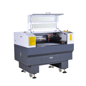 Small business laser cutting machine tome mdf cloth pu leather platform 60w laser cutting machine 4060