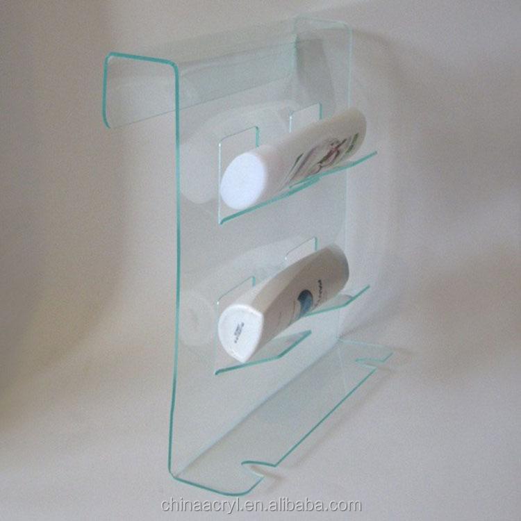 China Clear Acrylic Bathroom Shower Caddy, China Clear Acrylic ...