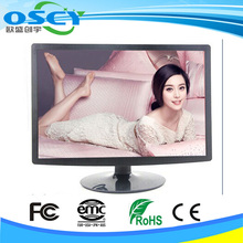 21.5 inch small size pc lcd monitor with usb input