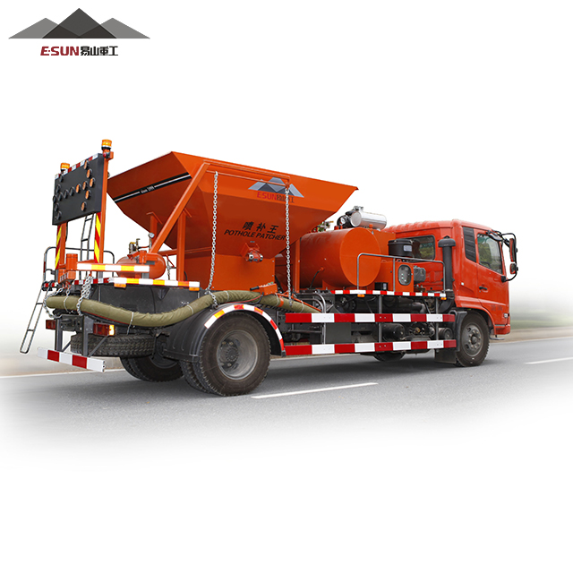 CPB-4000 caldeirão estrada remendo remendo pothole repair equipment